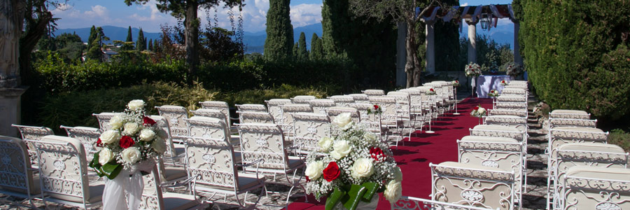 la location per il tuo matrimonio