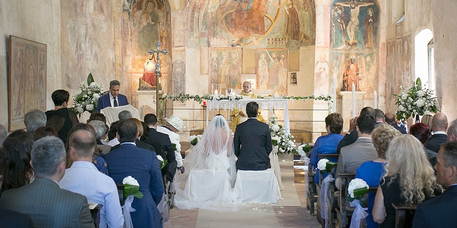 Marry In Church On Lake Garda
